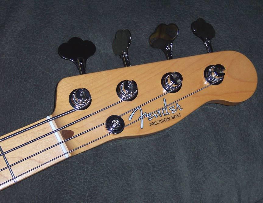 Fender blue flower 54 reissue precision bass made in japan maxwellsz