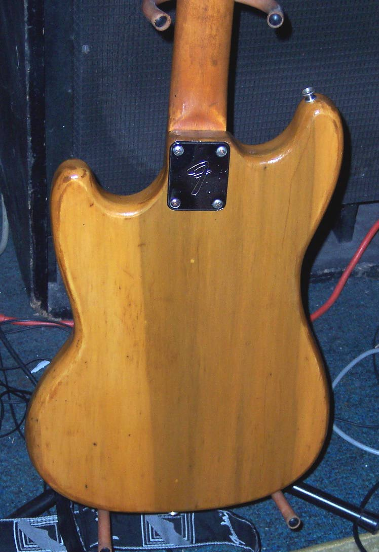 Fender USA MusicMaster Bass