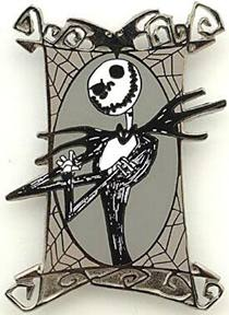 Disney Nightmare Before Christmas Pins Page 3