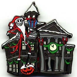 Disney Nightmare Before Christmas Pins