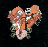 Disney Nightmare Before Christmas Pins (Page 4)